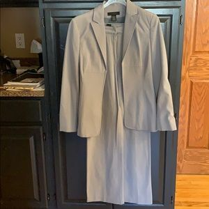 Women's The Limited gray pant suit, size M/10